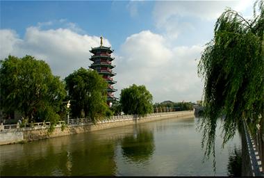 [指南] 上海七宝古镇-上海七宝古镇 上海旅游攻略高清图片