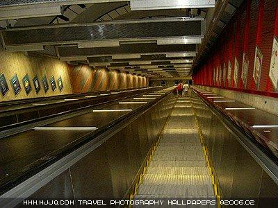 世界上最漂亮的地下鐵——各國奇特地下鐵藝術