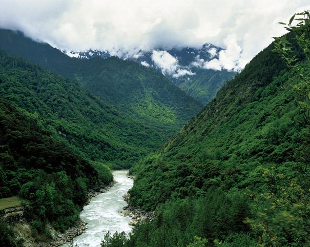 [风景图片] 中国西部草原.森林.河流.湖泊风光图片 - 旅游博客.Travel Blog - 美景旅游博客