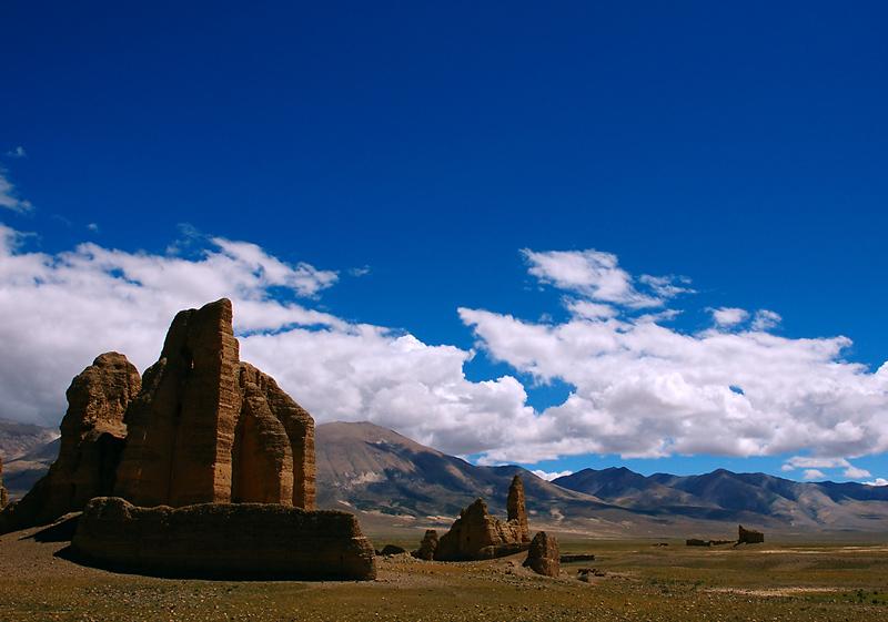 西藏風光圖片