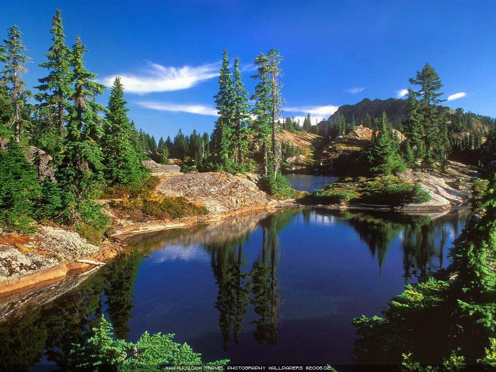 热爱我们的大自然吧【原创】 - 烟波浩渺 -               烟波浩渺的家