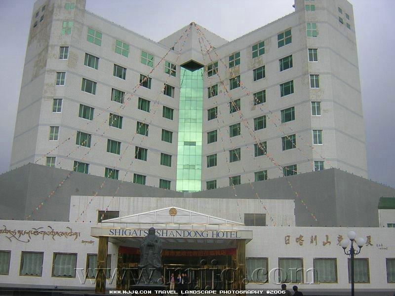 日喀则山东大厦