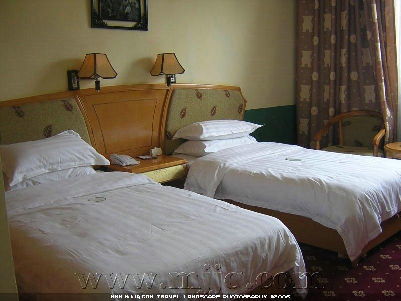 假日庄园酒店普通标准间