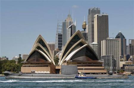 图片:澳大利亚悉尼