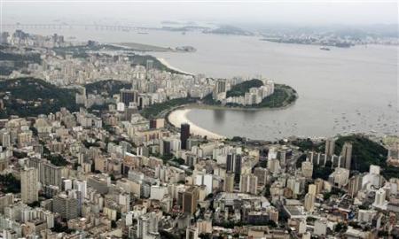 图片:巴西里约热内卢