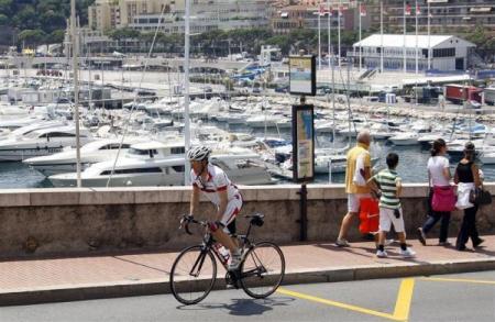 图片:世界最拥挤的国家- 摩纳哥