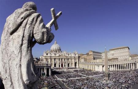 图片:世界最拥挤的国家 梵蒂冈