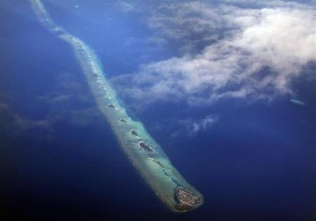 图片:世界最拥挤的国家 - 马尔代夫