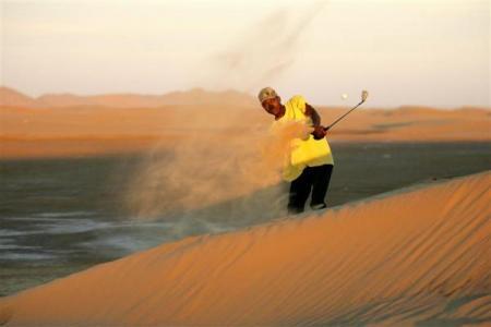 图片:世界最不拥挤的国家 - 纳米比亚