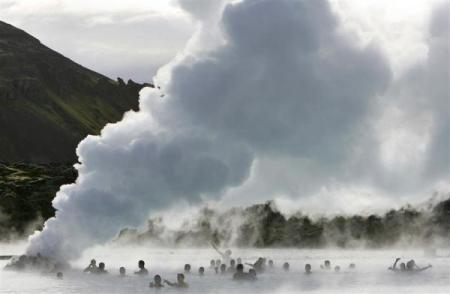 图片:世界最不拥挤的国家 -冰岛共和国