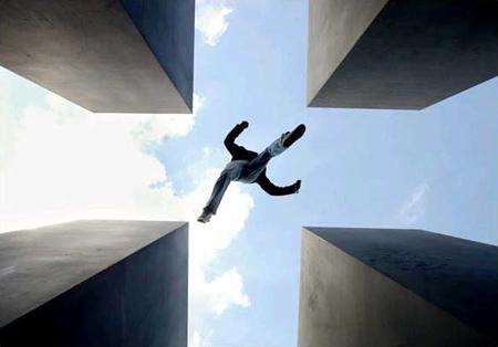 图文:柏林大屠杀纪念馆开放