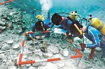 科技时代_探险圣地评选:南海沉船