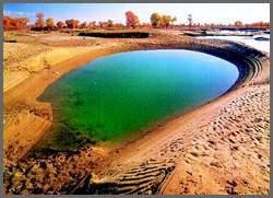 科技时代_探险圣地评选:罗布泊-干涸的多水之湖