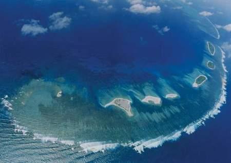 科技时代_探险圣地评选:西沙群岛