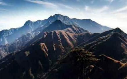 科技时代_探险圣地评选:高黎贡山—珍稀动植物的避难所