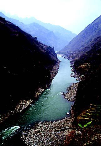 科技时代_探险圣地评选:怒江大峡谷