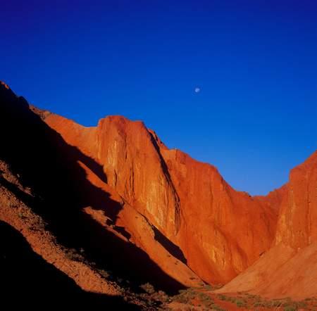 科技时代_探险圣地评选:库车大峡谷-来自1亿年前的问候
