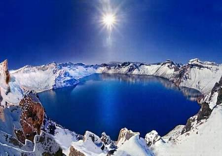科技时代_探险圣地评选:长白山天池-火山与悬念之湖