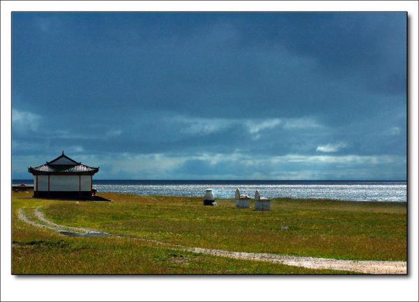 青海湖旅游 青海湖风光