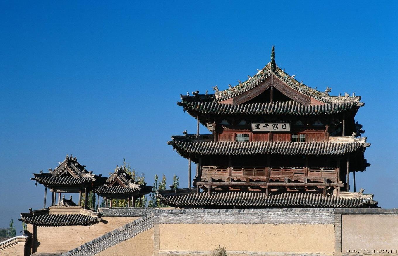 中国古代七大建筑_[风光图片] 中国各地精绝神妙的古建筑(3) - 中国古代建筑图片 ...