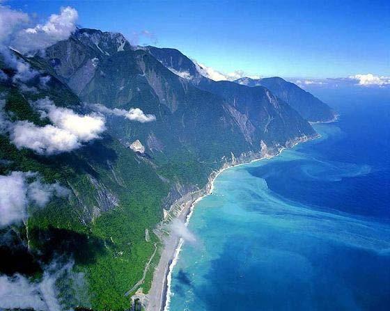 台湾旅游景点照_