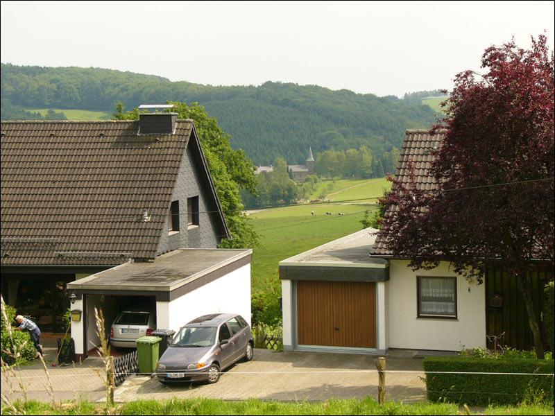 法国乡村田园风光图片