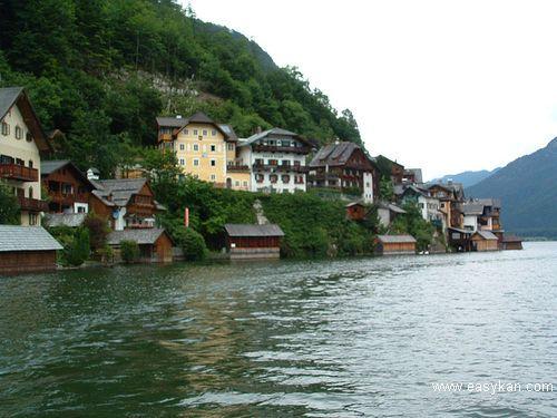 奥地利风光图片