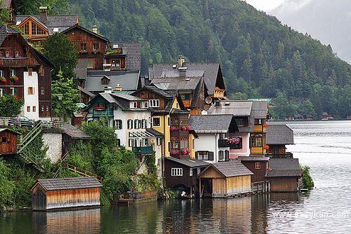 欧洲风光图片-奥地利