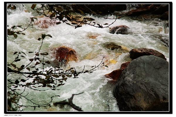 稻城亚丁旅游风光图片