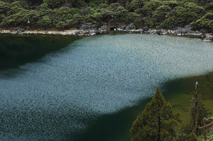 图片猎塔湖