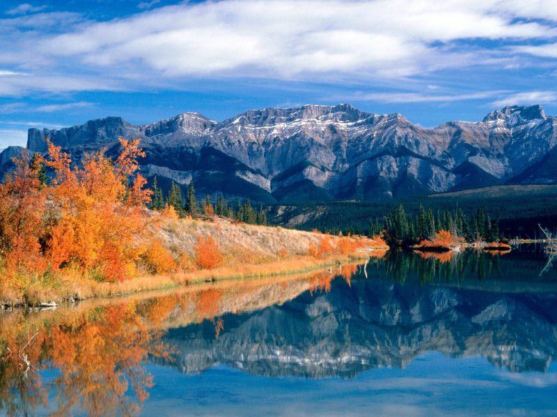 加拿大风光