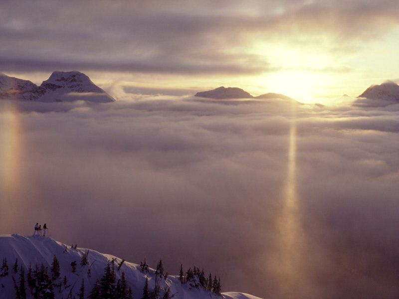 加拿大风景图片