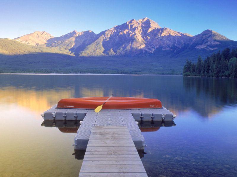 加拿大风景(图)