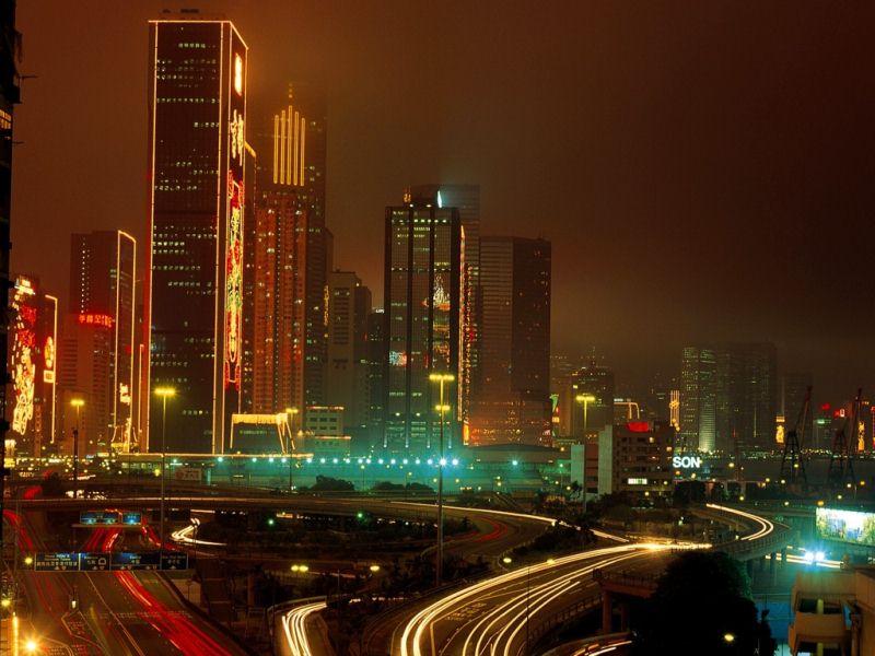 香港风景图片-5