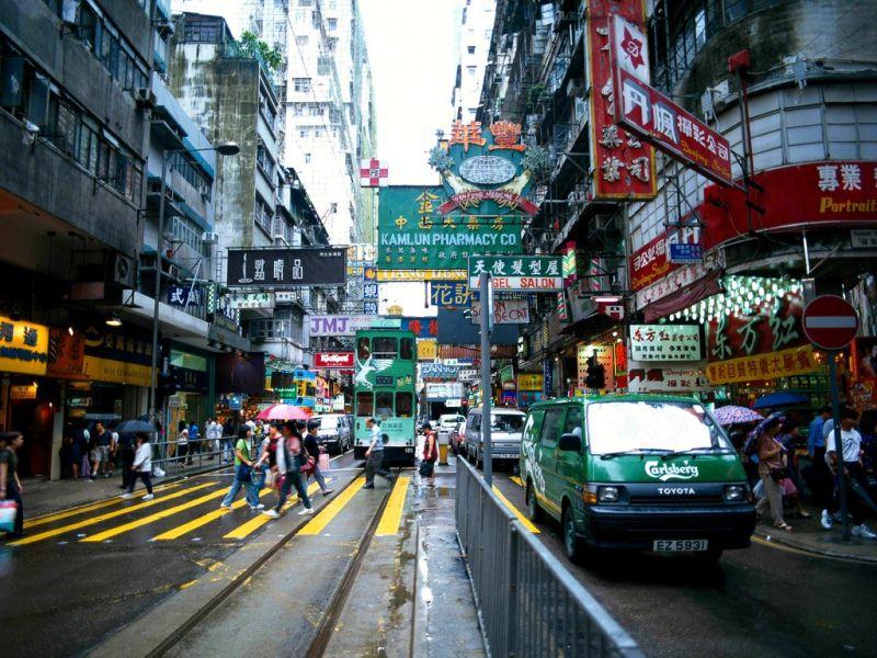 香港风景图片-12