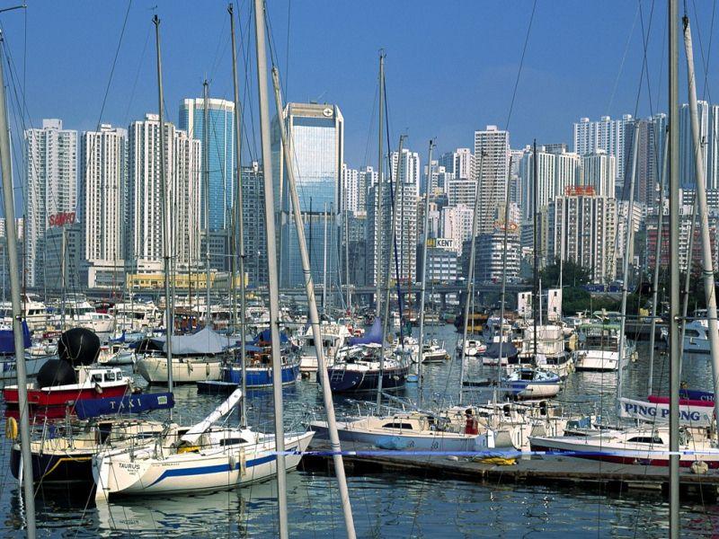 香港风景图片-16