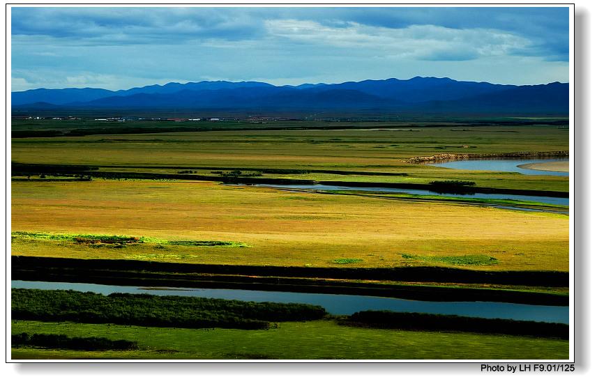 图片:黄河九曲第一弯