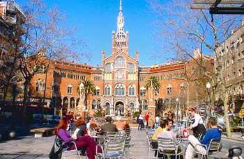 世界五十大美景之巴塞罗纳
