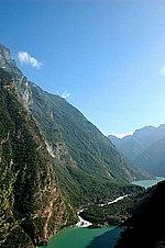 图片:九寨沟黄龙之旅 沿途风光