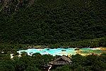 图片:九寨沟黄龙之旅-黄龙风景