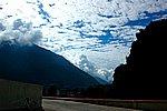 图片:平武至九寨沟沿途风光