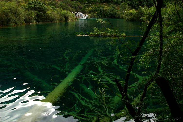 图片:九寨沟黄龙之旅 jiuzhaigou huanglong photographs