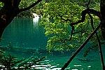 图片:九寨沟黄龙之旅 双龙海风光