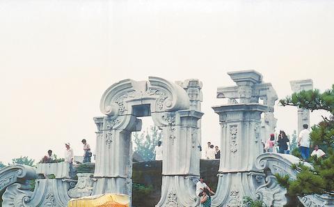 北京圆明园遗址公园