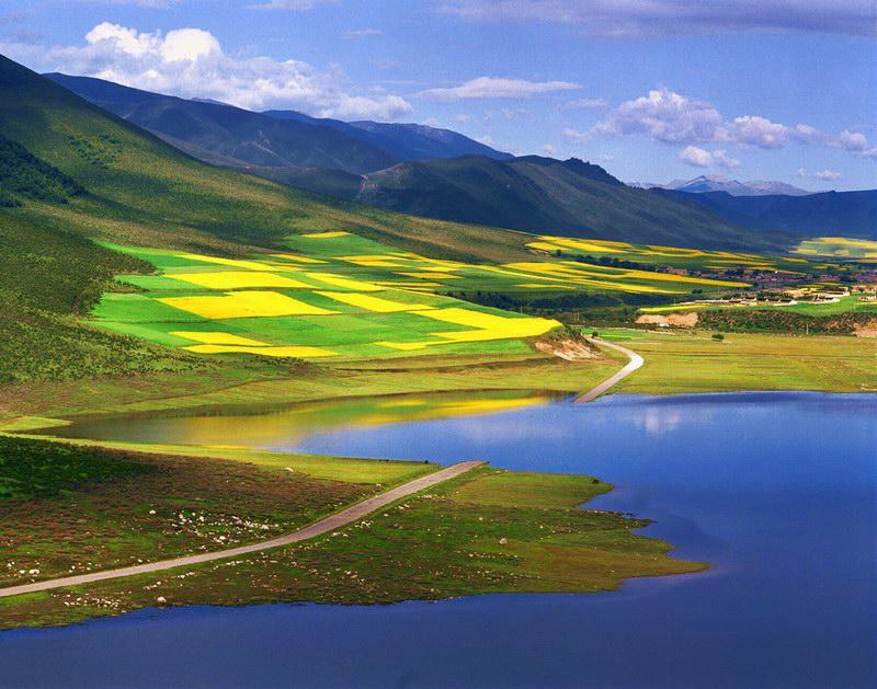 图片:青海-青海湖