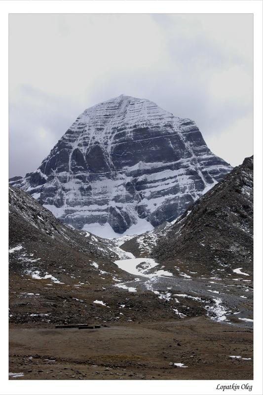 西藏图片:神山-冈仁波齐 Kailash