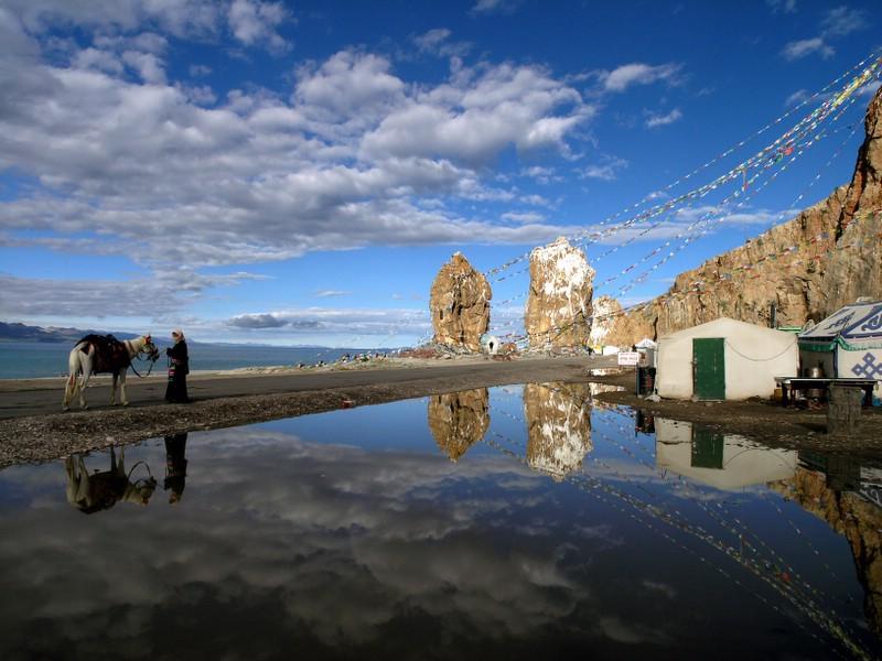 西藏图片:圣湖-纳木错 Nam-Tso