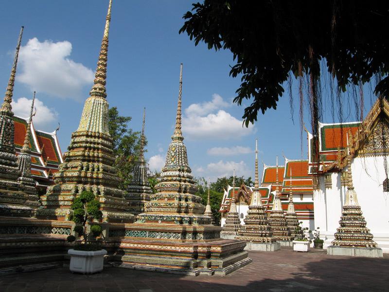 Magnificient Wat Pho