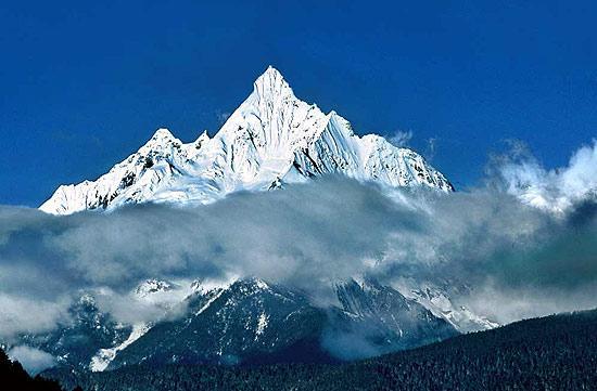 云南香格里拉-梅里雪山
