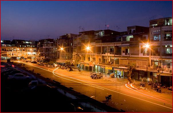 柬埔寨风光图片